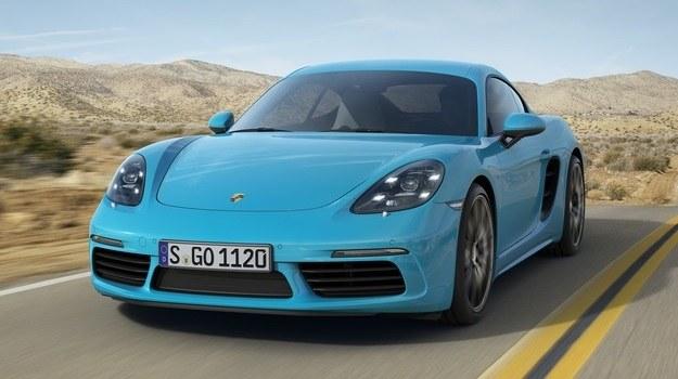 Porsche 718 Cayman /Porsche