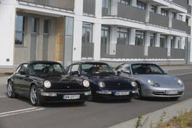 Porsche 911 (964, 993, 996)