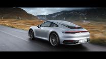Porsche 911 992 na filmie