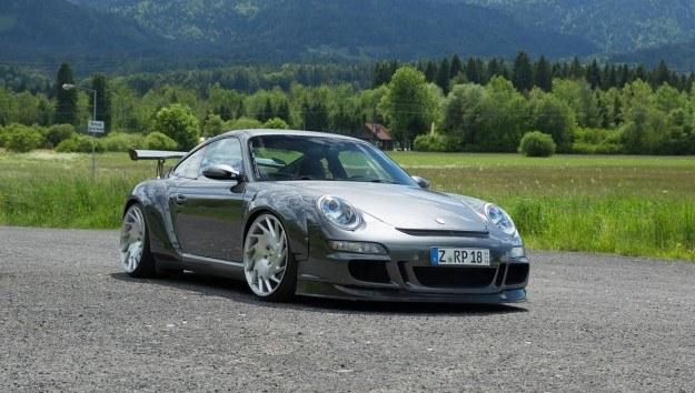 Porsche 911 (997) /Vossen