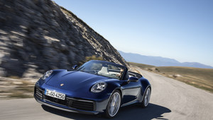 Porsche 911 Cabriolet zaprezentowane