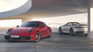 Porsche 911 Carrera 4 - teraz także z napędem 4x4