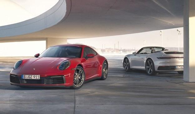 Porsche 911 Carrera 4 /Porsche