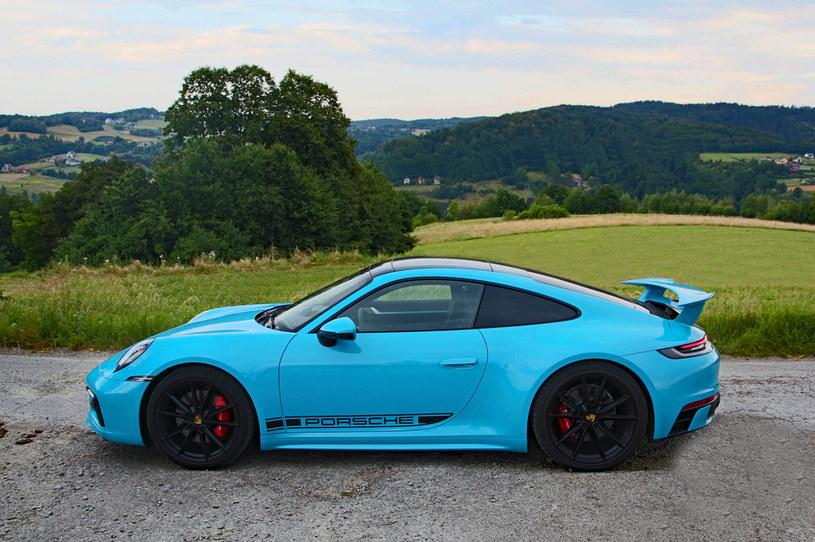 Porsche 911 Carrera S (zdjęcie ilustracyjne) /INTERIA.PL