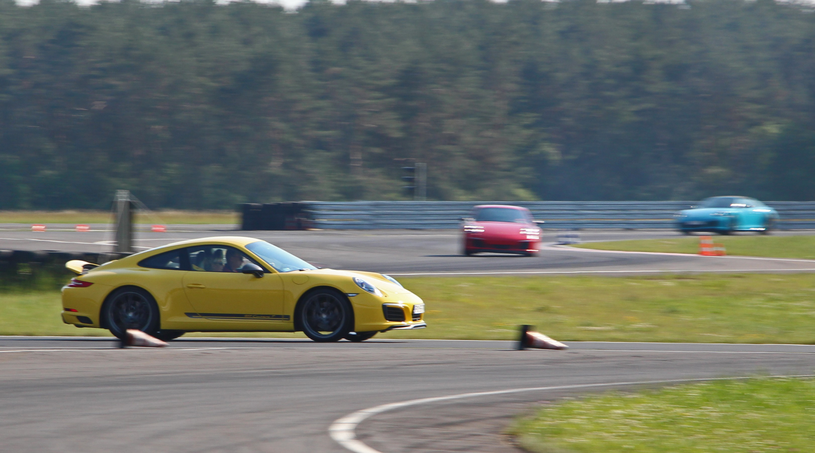 Porsche 911 Carrera T /INTERIA.PL