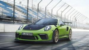 Porsche 911 GT3 RS - jeszcze bardziej ekstremalne