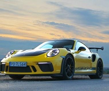 Porsche 911 GT3 RS z pakietem Weissach - ekstremalnie wyjątkowe