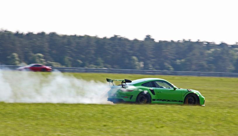 Porsche 911 GT3 RS /INTERIA.PL