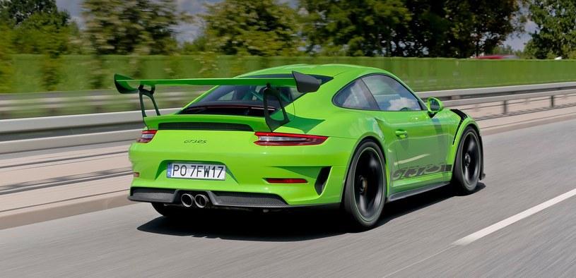 porsche 911 gt3 rs /Motor