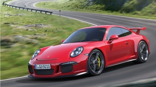 Porsche 911 GT3 /Porsche