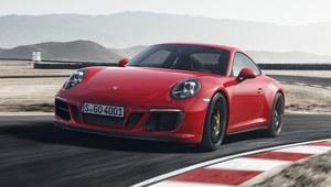 Porsche 911 GTS po liftingu. Z turbo!