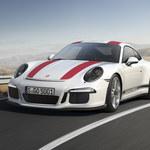 Porsche 911 R. Najlżejsze w gamie!