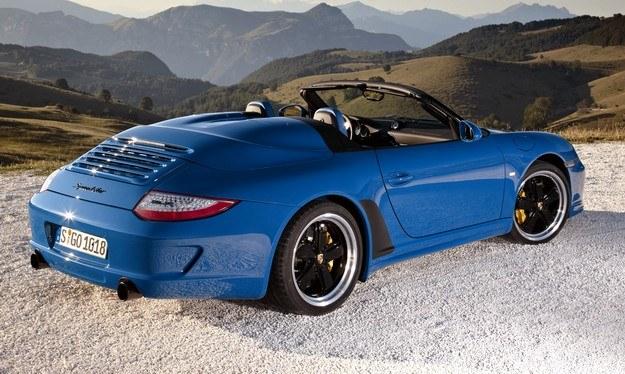 Porsche 911 speedster /