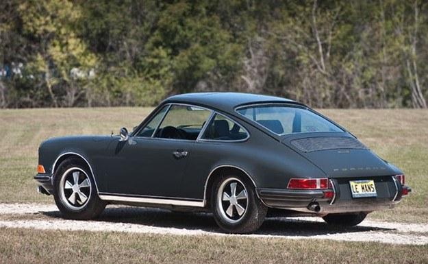 Porsche 911 Steve'a McQueena /