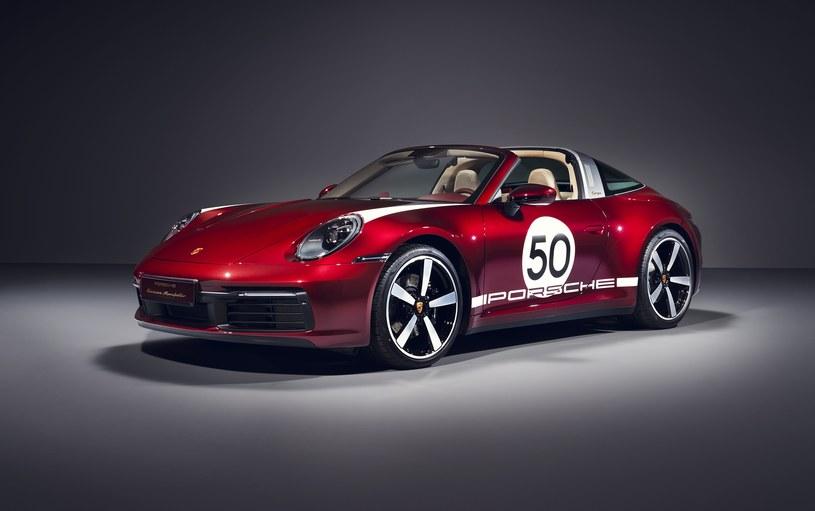 Porsche 911 Targa 4S Heritage Design Edition /