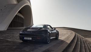 Porsche 911 Targa (992) debiutuje