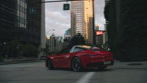 Porsche 911 Targa (992) - dreamcatcher