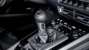 Porsche 911 teraz także ze skrzynią manualną