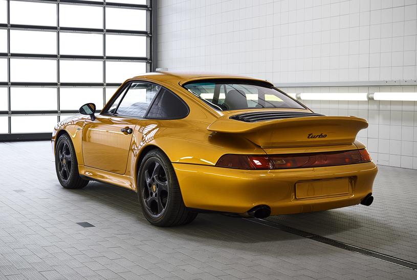 Porsche 911 Turbo (993) /
