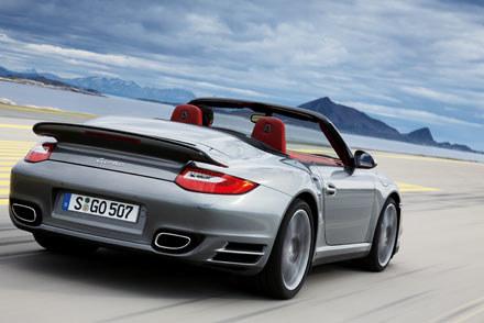 Porsche 911 Turbo cabriolet /