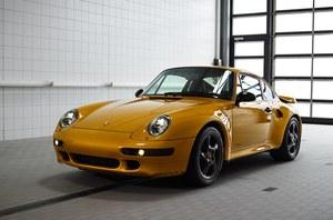 Porsche 911 Turbo. Nowe, ale jak 20-letnie!