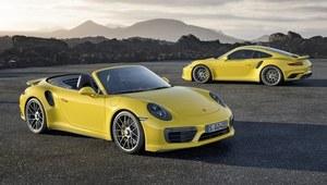 Porsche 911 Turbo po modernizacji