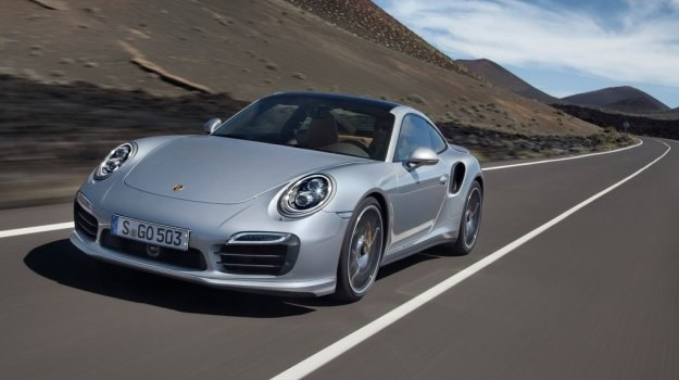 Porsche 911 Turbo S (991) /Porsche