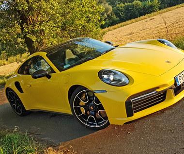 Porsche 911 Turbo S – inny wymiar osiągów
