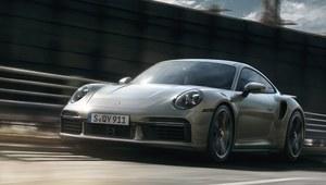 Porsche 911 Turbo S - najmocniejsze w historii