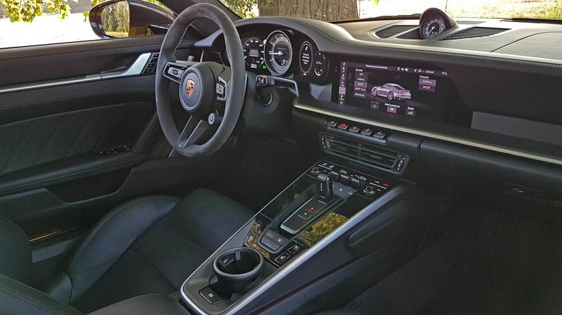 Porsche 911 Turbo S /INTERIA.PL