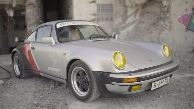 Porsche 911 Turbo z 1997 roku /materiały prasowe