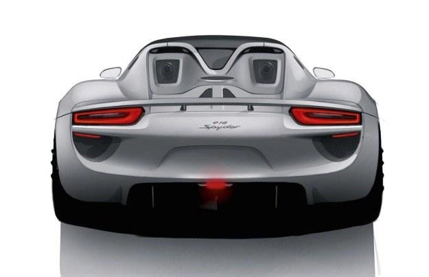 Porsche 918 spyder /