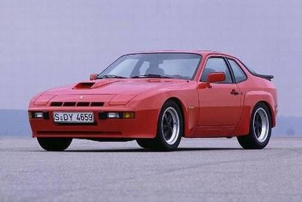 Porsche 924 carrera GT / Kliknij /