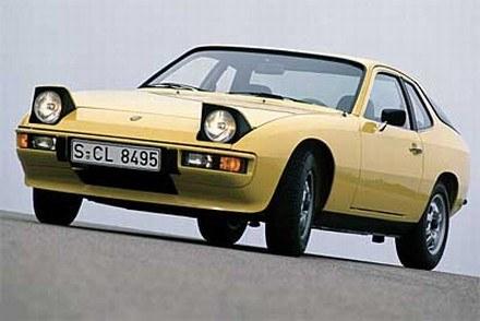 Porsche 924/ Kliknij /