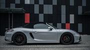 Porsche Boxster GTS. Jest ciasny, hałaśliwy i dużo pali. Jest idealny
