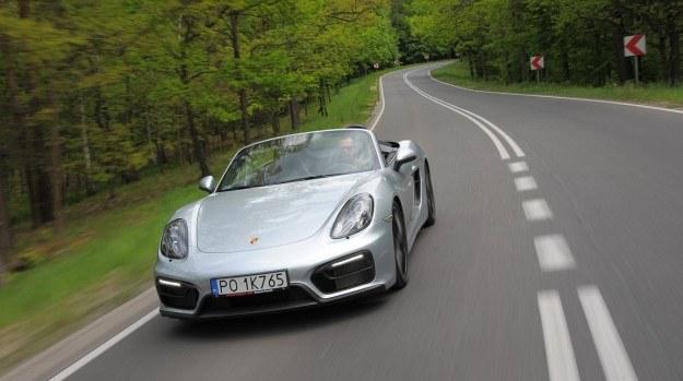 Porsche Boxster GTS PDK /Motor