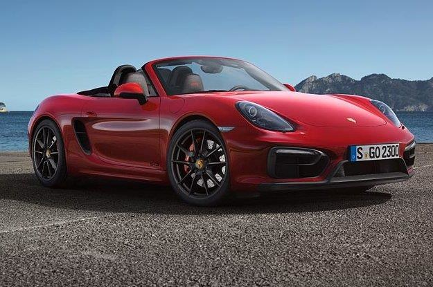 Porsche Boxster GTS /