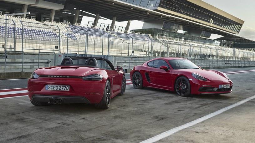 Porsche Boxster i Cayman GTS /