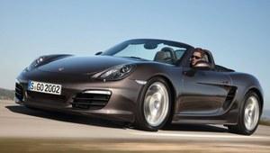 Porsche Boxster - pierwsza jazda