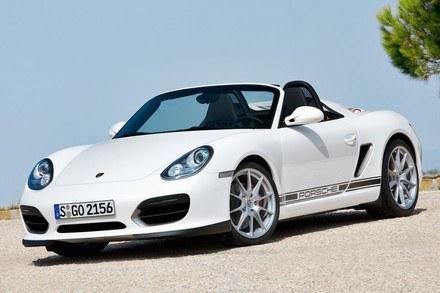 Porsche boxster spyder /
