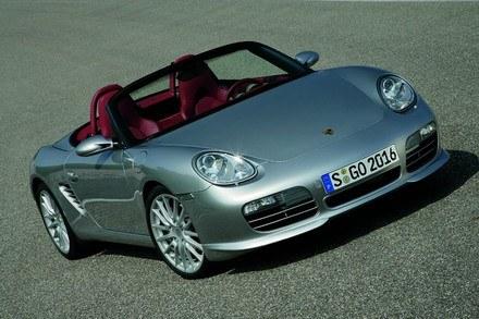 Porsche boxter RS 60 spyder / Kliknij /INTERIA.PL