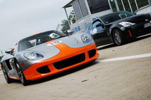 Porsche Carrera GT /