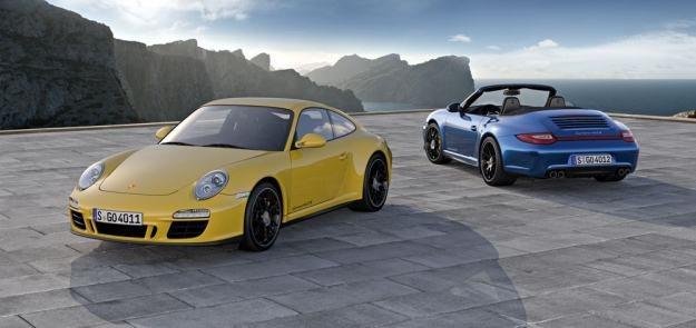 Porsche carrera GTS /