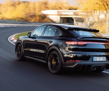 Porsche Cayenne Coupe rekordzistą Nurburgringu