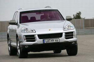 Porsche cayenne hybrid / kliknij /poboczem.pl