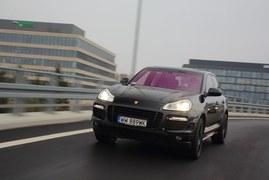 Porsche Cayenne I (2002-2010)