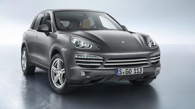 Porsche Cayenne Platinum Edition /Porsche