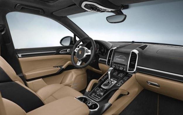 Porsche Cayenne Platinum Edition /