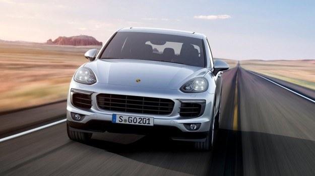 Porsche Cayenne po liftingu (2015) /Porsche