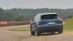 Porsche Cayenne S - test